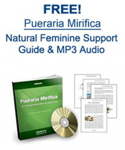 What Is Pueraria Mirifica